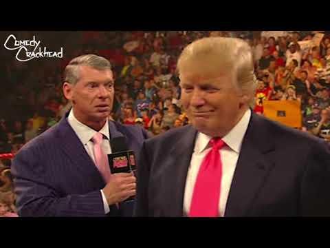 Patrice O'Neal - Donald Trump Vs. Vince McMahon