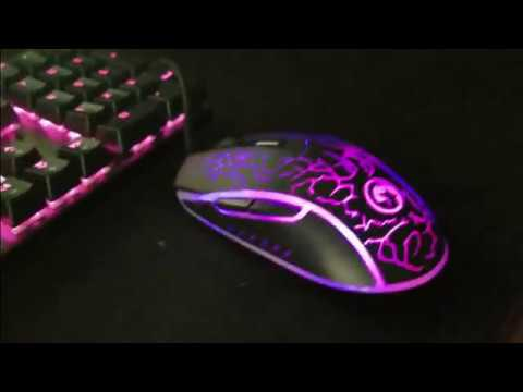 (Episode 2266) Amazon Prime Unboxing: Gaming Mouse Under $20.00 @amazon
