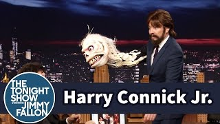 Harry Connick Jr. Finds Jimmy's '70sDoppelgänger
