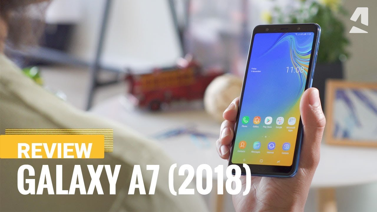 Samsung Galaxy A7 (2018) review - GSMArena com tests