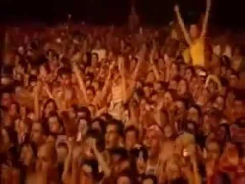 Eros Ramazzotti  & Carlos Santana - Fuego En El Fuego En Vivo Live En Concierto