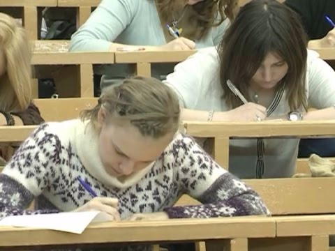 Тотальный диктант в Вологде напишут больше 500 человек