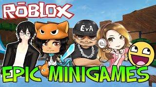 [RoBlox] Epic Minigames heparin HA Feat. WoplastnightTV lifting gang. Progress89 Kyoiji Misawa.