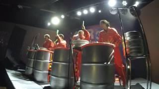 SteelBeat - Шоу барабанщиков / Три выступления Подряд / Киев, 05.12.2015