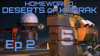 Homeworld Deserts of Kharak - Ep 2 - The Boneyard