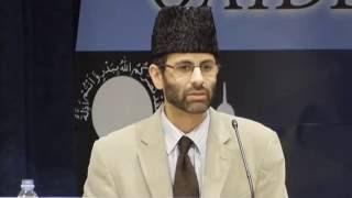 Cramponnons nous au système du califat - Abid Khan