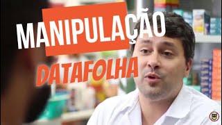 FARMÁCIA DE MANIPULAÇÃO DATAFOLHA