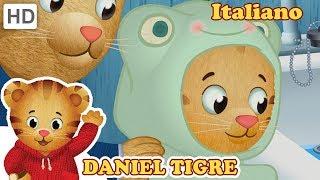 Daniel Tiger in Italiano - 2 Ore della Stagione 1 (Compilazione di Clip) | Video per Bambini