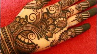 Unique Dulhan Mehndi Design for Full Hand | New Bridal Henna Mehndi Design | Simple Wedding Mehandi