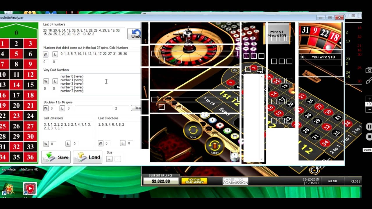 Roulette analysis software free gambling machines in russellville, ar