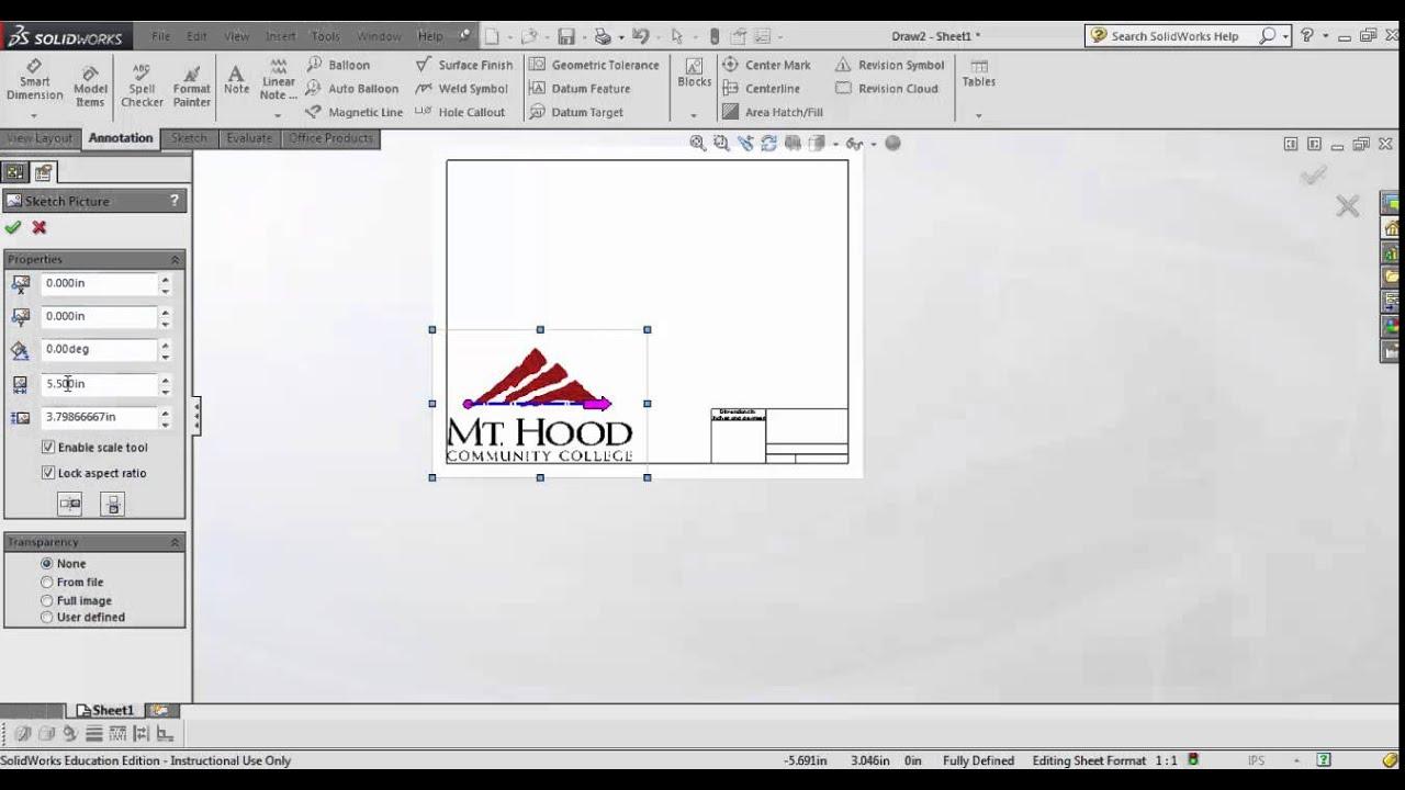 Solidworks Sheet Formats Mersnoforum