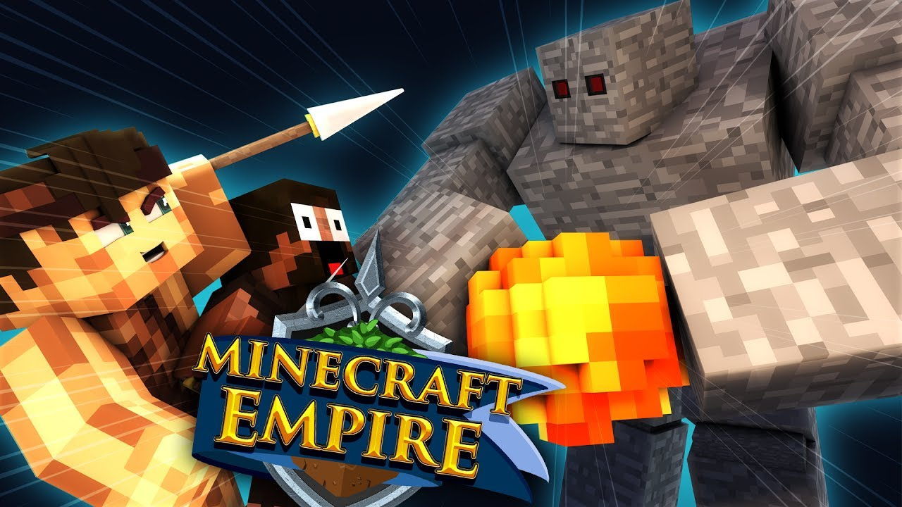 GAIA WILL GEGEN UNS KÄMPFEN MINECRAFT EMPIRE YouTube - Minecraft empire spielen