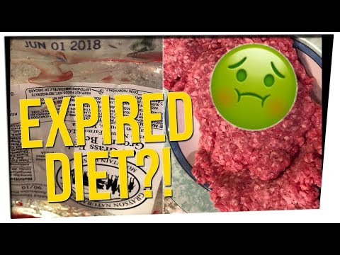 Man Eats Expired Food to Prove a Point (ft. Erik Griffin)