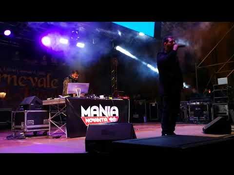[Mania 90 Festival - ACIREALE - 08/02/2018] Roby Rossini - Sunshine of Love + The Castle