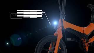 Présentation ebike Onebot S6 Award cycle 2018