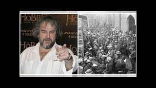 Peter Jackson's World War I documentary, They Shall Not Grow Old, to premiere at London Film Fest...