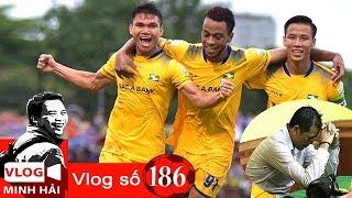 Quế Ngọc Hải tiết lộ về bí quyết SLNA lập kỷ lục V.League thắng 8 trận liền | Vlog Minh Hải