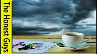 3 Hours Study Music with Thunder & Rain Sounds | Concentration Music | Relaxing Music to Study to