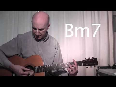 Waltzing Matilda Advanced Guitar Chords Lesson Youtube