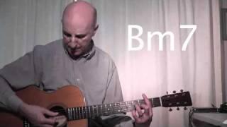 Waltzing Matilda Advanced Guitar Chords Lesson