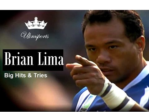 Brian Lima - The Chiropractor   Big Hits & Amazing Tries