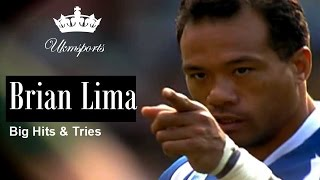Brian Lima - The Chiropractor | Big Hits & Amazing Tries