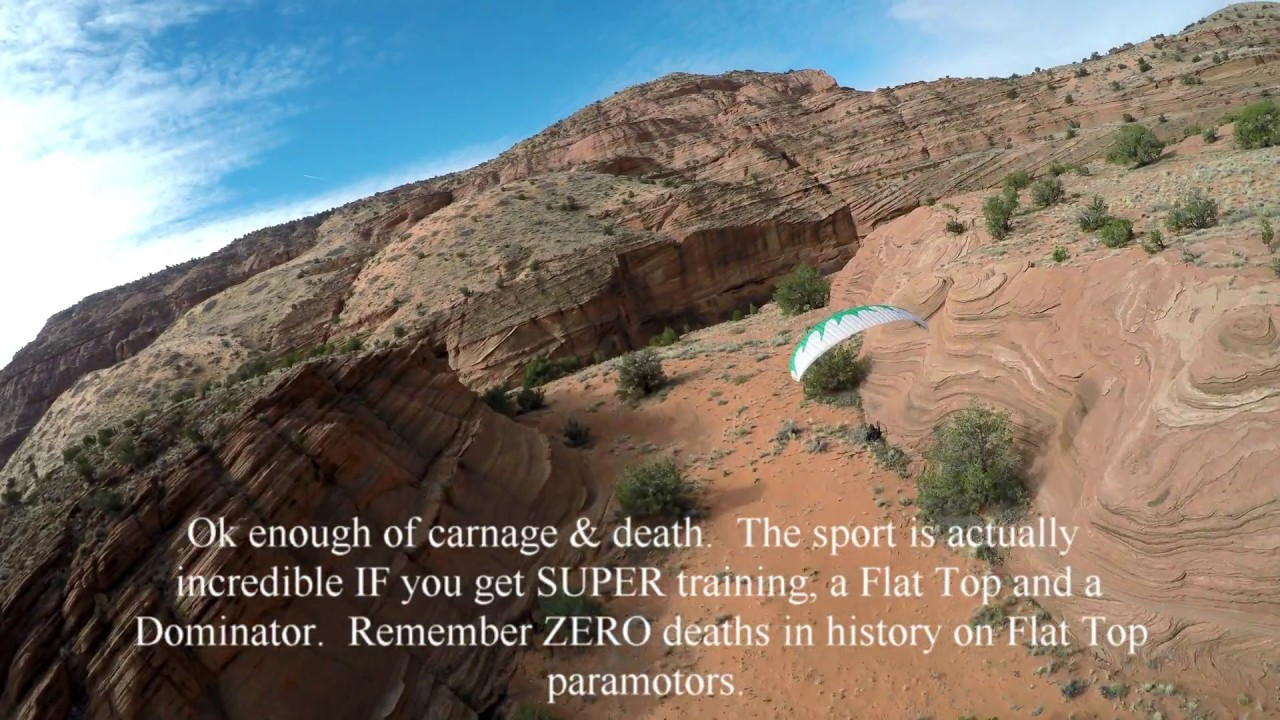 Paramotor TRUTH!!! Powered Paragliding Must Watch Video On Safety Reality!!