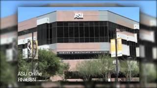 Asu online's nursing program provides ...