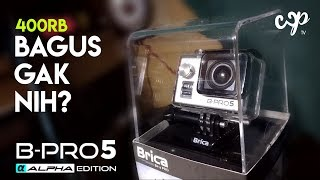 Download Video UNBOXING & REVIEW! Action Camera Harga Ceria | Brica B-Pro 5 Alpha Edition MP3 3GP MP4