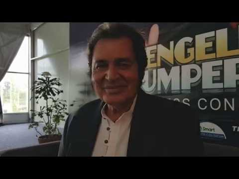 One on One Interview with Engelbert Humperdinck for Wazzup PH