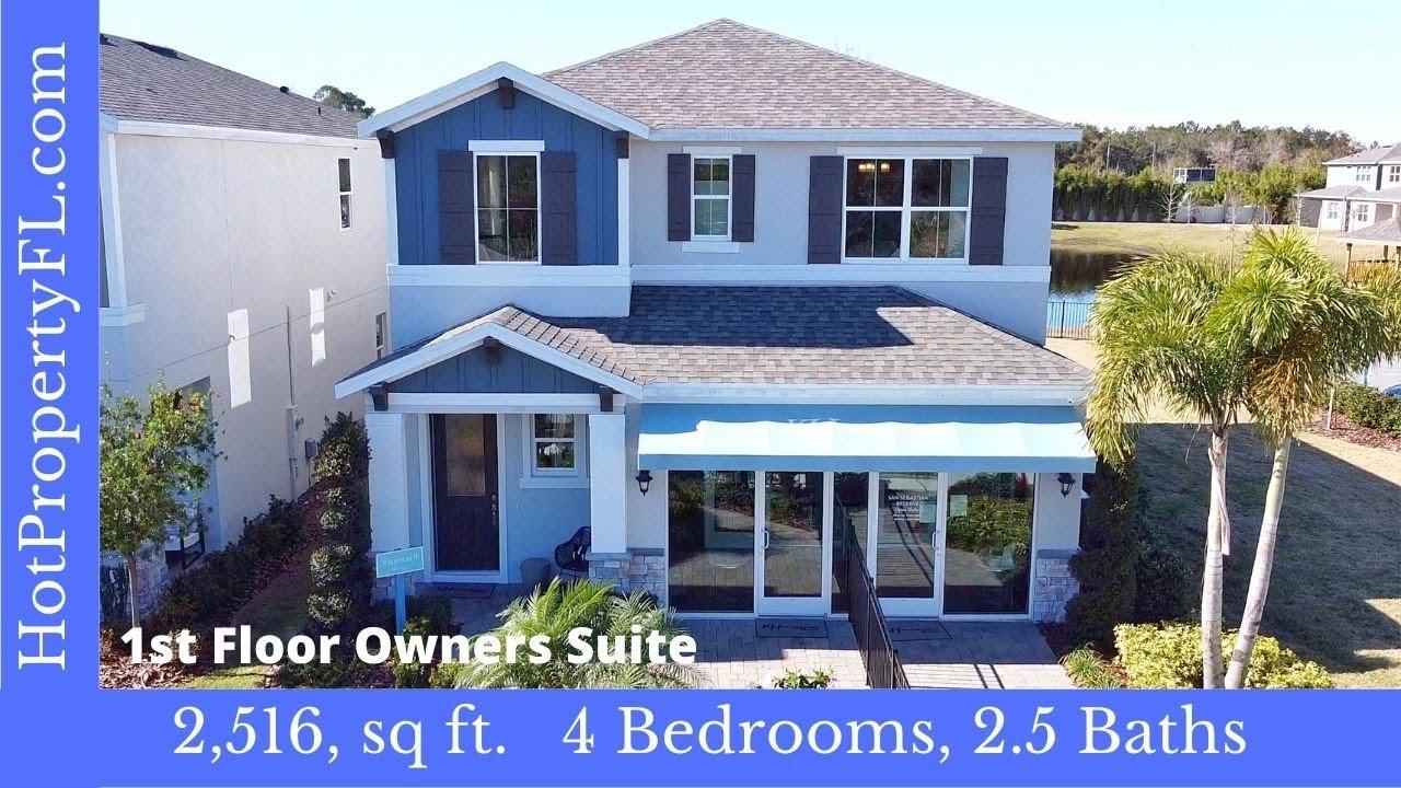 New Model Home Tour | Apopka / Orlando, FL |  Base Price $339,990* | San Sebastian Reserve
