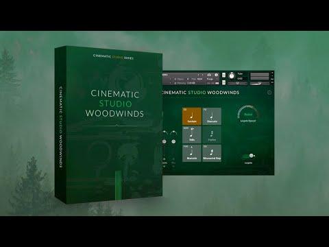 Introducing Cinematic Studio Woodwinds