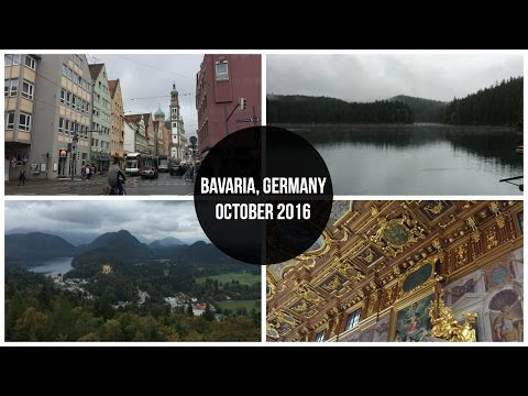Weekend in Bavaria, Germany: October 2016 STUDY ABROAD
