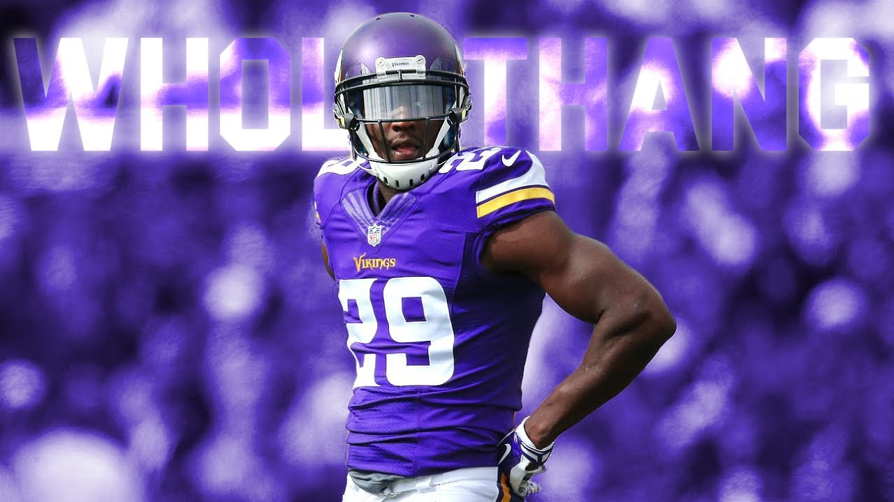 "Xavier Rhodes ""Whole Thang"" Minnesota Vikings Career"
