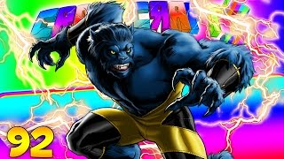 Minecraft CRAZY CRAFT 3.0 - BEAST Super Hero Mod #92
