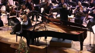 Polina Osetinskaya plays Schostakovich Piano Concerto # 2