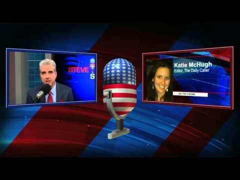 Katie McHugh, Editor-The Daily Caller