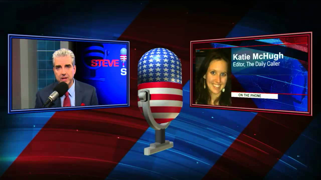 Katie McHugh, Editor-The Daily Caller - YouTube Daily Caller
