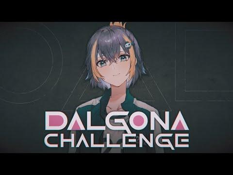 【SQUID GAME?】dalgona challenge 🍬☂️【NIJISANJI EN | Petra Gurin】