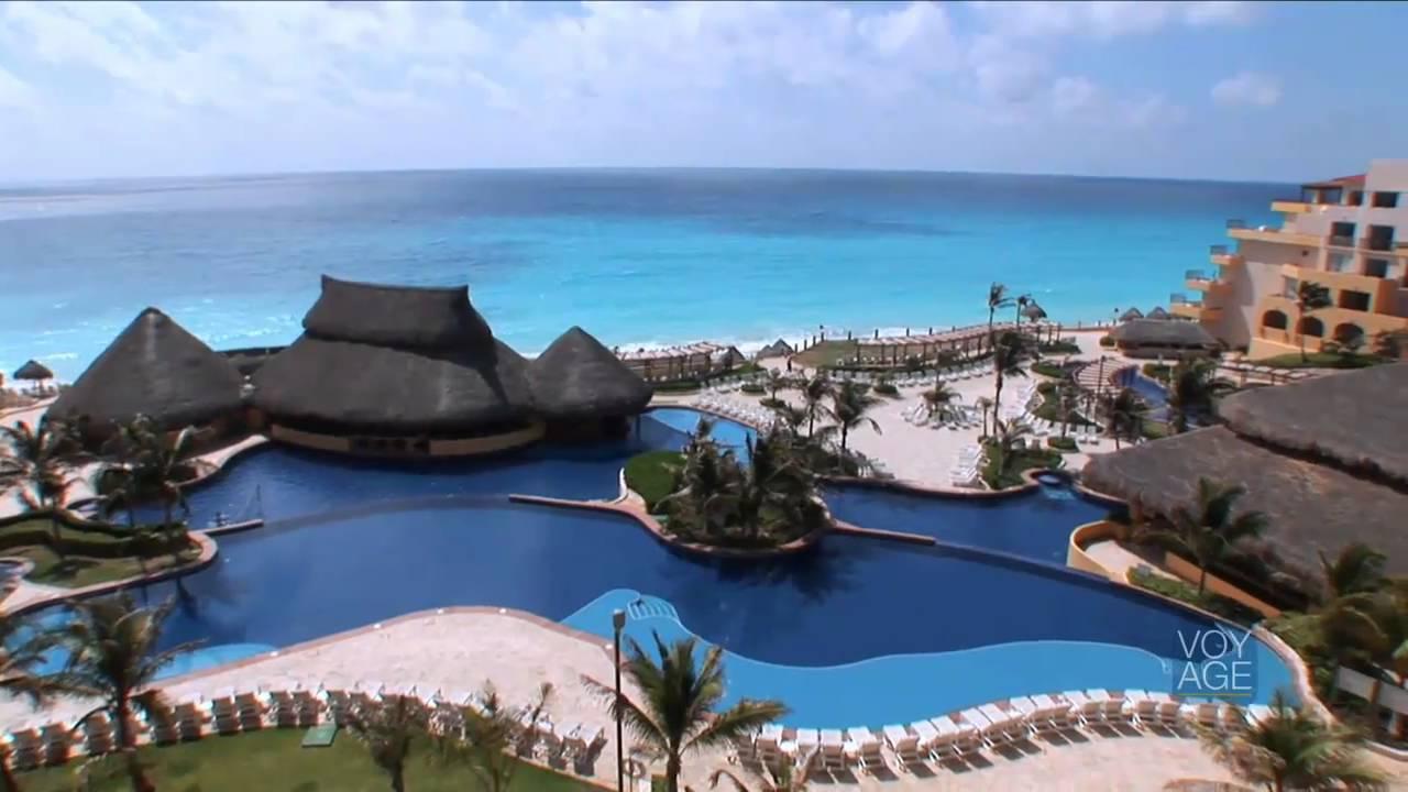 Fiesta Americana Condesa Cancun Mexico On Voyage Tv You