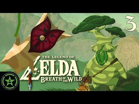 Let's Watch - Zelda: Breath of the Wild - Part 3