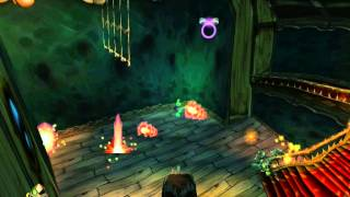 Rayman 2: The Great Escape. 13 The Tomb of the Ancients