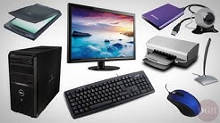 Computer Skills Course: Parts of a Computer
