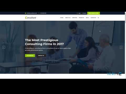 Consultant – Consultant and Finance Template        Curt Darrel
