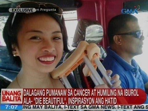 UB: Dalagang pumanaw sa cancer at humiling na iburol ala-'Die Beautiful', inspirasyon ang hatid