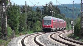 2011-07-28 [DB] Passenger cars + 143 174, RE 12015