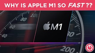 Why is Apple's M1 SO FAST?