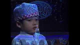 Adi Muhtadi Ahmad) 3 tahun hafalan QS At Thoriq @ Hafidz Indonesia RCTI