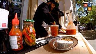 Michelada - Spicy Beer Tomato Cocktail - Мичелада - Мексиканский пивной коктейль - (рецепт - recipe)