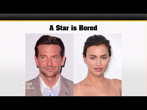 Inside Bradley Cooper's 'miserable' dinner date with Irina Shayk